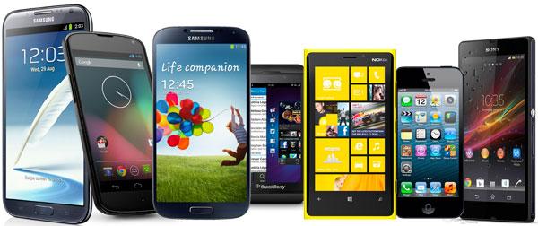 Barrie Web Design - Mobile Smartphones